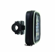 GN032+WPCS-IP2: Universal Motorcycle / Handlebar Mount with Case for SmartPhone (iPhone, Google Nexus One, Motorola Droid etc)
