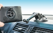 GN079WD: Arkon Sticky Dash Windshield mount with disk for Garmin Nuvi, DEZL