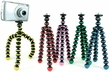 Gorillapod Tripod by JOBY for Compact Digital Camera (Green)