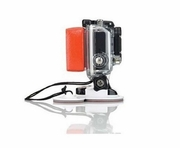GP67: Floaty Sponge+3M Sticker+Waterproof Backdoor Cover for GoPro 1 2 3