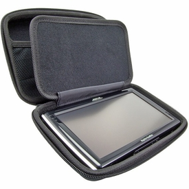 "HDCS7: i.Trek Extra Large Hard Shell Case For Garmin, TomTom, Magellan GPS with 5"" ~ 7"" Screen"