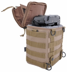 Hazard 4 Bags: forward observer DSLR camera case (Coyote)
