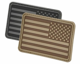 Hazard 4 Bags: USA Flag (Right Arm) Morale Patch (Choose from 2 colors)