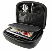 "HDCSXL5A: i.Trek Extra Large Hard Shell Case For Garmin, TomTom, Mio GPS with 5"" Screen"