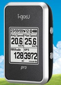 i-gotU GT-820pro GPS Bike & Travel Computer (Digital Compass, Barometric Altimeter, 64MBit Memory) (Sold Out)