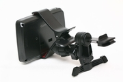 "IG-A07+GA-UVM: Vent Mount w/ Metal Spring Clip for Garmin Nuvi up to 5"" screen (Suitable for horizontal & vertical AC Vents)"