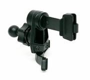 IG-A07: Vent Mount w/ Metal Spring Clip for Garmin Nuvi (Suitable for horizontal & vertical AC Vents)