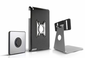 IKIT-AIR: OmniMount Case, Desktop Stand, and Wall Mount for iPad Air