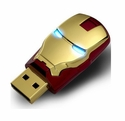 infoThink x Marvel AVENGERS Ironman Mask 8GB USB Flash Drive