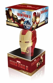 infoThink x Marvel Ironman 3 Mark 42 Mask 8GB USB Flash Drive