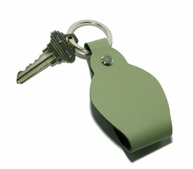 Leather Key Chain by SanLorenzo Design (Made in Italy)