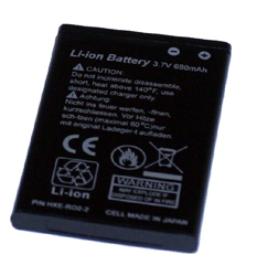 Lithium-Ion Rechargeable Battery Pack for Wintec WBT-100/200/201/300 BT GPS