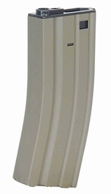 LT-01T-MAG: Lancer Tactical M4 300-RD HI-CAP MAGAZINE (COLOR: DARK EARTH)