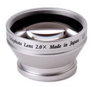 Magnet Conversion Lens System by Toda Seiko Japan (2.0X, Telephoto)