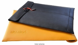 "Manila-13 Leather Laptop Sleeve - for MacBook Air 13"" and MacbookPro 13"" by Civilian Lab"