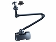 ME-CLP02L+ME-DC2: 25 inch long Universal clamp mount for compact camera, DV