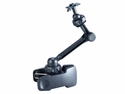ME-CLP02S: 11 inch long Universal clamp mount with dual T connector