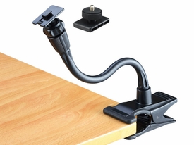 """ME-DC1+ME-CLP: 12"""" Clamp Mount w/ Quick Release for Compact Digital Camera"""