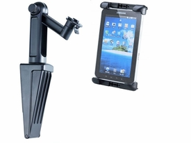 """ME-USM+ME-UTM2: Universal Car Seat Side Mount with holder for Tablet up to 9.7"""" screen (Compatible with iPad, iPad Mini, Galaxy Tab, Kindle etc.)"""