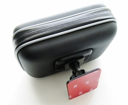 """ME-VHB+WPCS-5D: Universal Motorcycle Gas Tank Mount with Case for 5"""" Screen GPS Devices"""