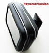 """ME-VHB+WPCS-B6: Powered Motorcycle Gas Tank Mount & Case for 6"""" screen GPS"""