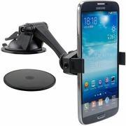 MG279: Arkon Mobile-Grip 2 Deluxe Sticky Suction Mini Windshield Dash Desk Mount for Smartphones