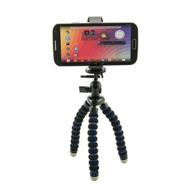 MG2TRI: Arkon Mobile Grip 2 Mini Camera Tripod for iPhone and Android Smartphones