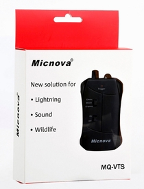 MQ-VTS: Micnova Camera Trigger (Motion, Lightning, Sound) for Sony DSLR Camera