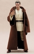 MY-R-BN: FIGLot Brown Jedi Fabric Robe for SHF, Hasbro Star Wars Figures