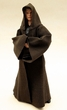 MY-R-TN: FIGLot Dark Brown Jedi Fabric Robe for SHF, Hasbro Star Wars Figures (Sold Out)