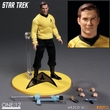One12-Kirk: Mezco One:12 Collective 1/12 Scale Star Trek Captain Kirk