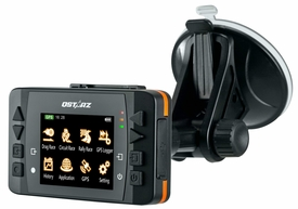 Qstarz LT-Q6000S GPS Lap Timer for Drag Race, Circuit Race, Rally Race, or Performance Test
