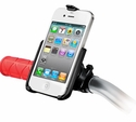 RAP-274-1-AP9U: RAM RAIL EZ-ON Handlebar Mount for Apple iPhone 4