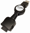 i.Trek Retractable Pocket PC Phone Edition Sync-N-Charge Cable by ZIP-LINQ (O2 XDA I/XDA II, Simens SX56, T-Mobile PPC Phone Edition) (Clearance)