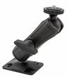 RMAMPS1420: Arkon Heavy Duty 4 Hole AMPS Wall Mounting Pedestal for Cameras and Video Cameras with 1/4 20 Mounting Pattern