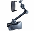 SM050-2+ME-CLP02S: 11-inch Universal Clamp Mount w/ Holder for SmartPhone