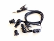 SPT-PS01-BL: 3.5mm Swimming Waterproof Earphone Headphone