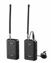 SR-WM4C: Saramonic Wireless 4-Channel VHF Lavalier Omnidirectional Microphone System (200' Range)