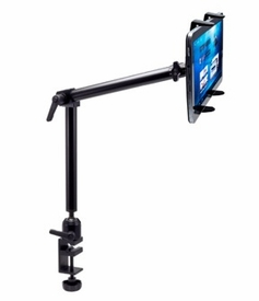 "TAB802: Arkon Heavy Duty 22"" Tablet C-Clamp Mount for 7"" ~ 12"" screen Tablet"