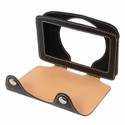 TT330CS: TomTom 330, 330*S Custom Leather Case with Snap-on Cover