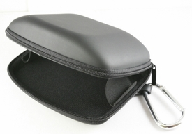 """TTHDCS43: Hard Shell Case with Carabiner for TomTom GPS with 4.3"""" Screen"""