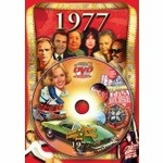 40th Anniversary DVD - 40th Birthday DVD for 1977
