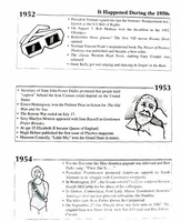 50's Activity Book for Seniors