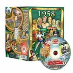 60th Anniversary DVD for 1958