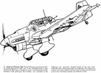Adult Coloring Book for Men - Airplanes WW2
