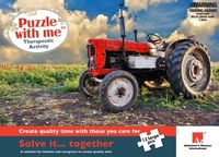Late Stage Alzheimers Gift Idea- 12 Piece Puzzle