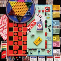 Board Games 36-Piece Puzzle for Those with Dementia or Alzheimers