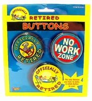 Retired Buttons
