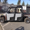 2014 Polaris Ranger Crew 900 Pro One iTi Full Swing Doors Steel Frame Alum Skin