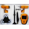 Swift Hitch Two Camera Portable Hand Held Wireless Color Screen Back Up Kit SHO3